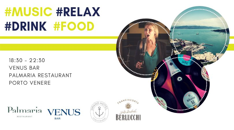 Live Music & Berlucchi at Venus Bar