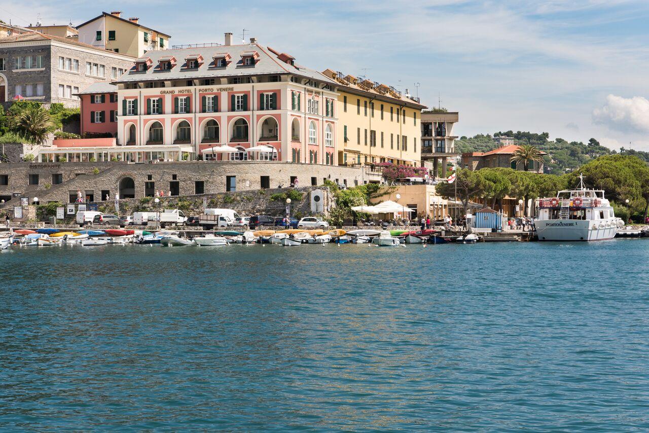 Terrazza Lounge Palmaria Restaurant Porto Venere - All day menu ...